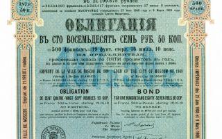 Стратегии торговли облигациями — экспресс курс
