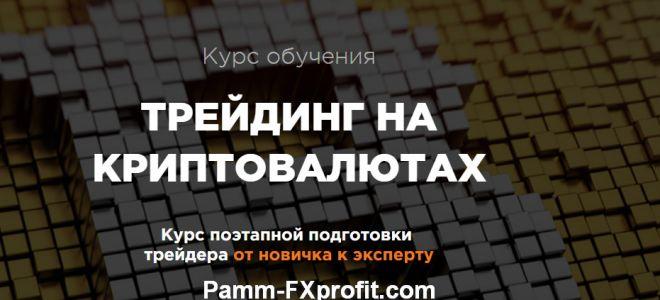 Пожалуй лучшее Обучение трейдингу по криптовалютам