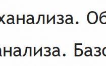 Трилогия Теханализа Виктора Тарасова. Базовый уровень