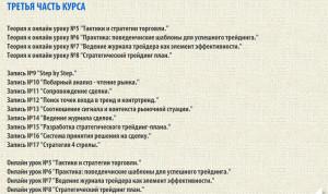 Курсы Александра Пурнова