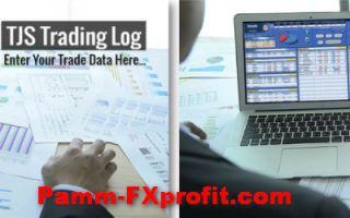 Дневник трейдера Trading journal spreadsheet -лучшее решение для анализа торговых результатов